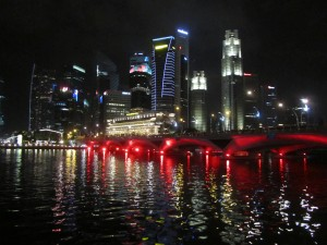 Singapore's Central Business District