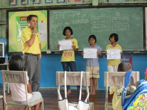 Teaching in Rayong, Thailand