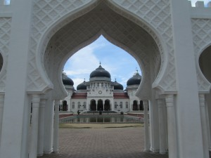 Grand mosque Banda Aceh