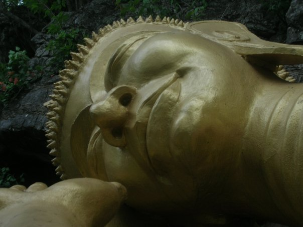 The Buddha in Laos